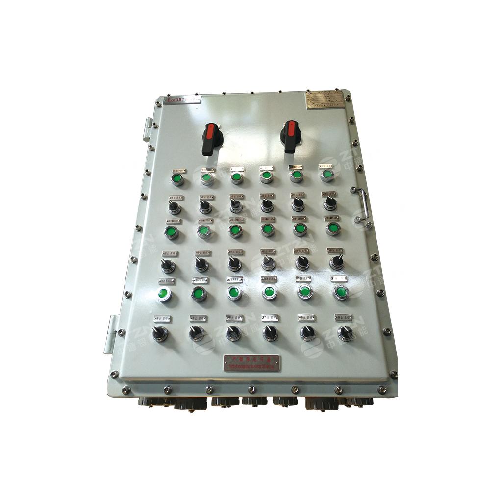 BXK51系列ⅡB防爆电气控制箱
