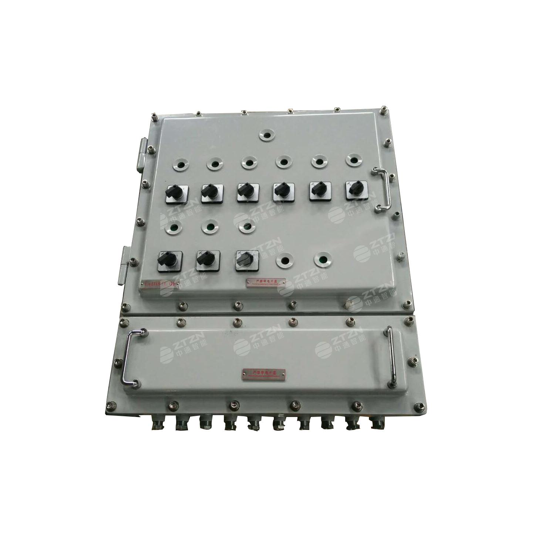 BXK51防爆电气控制柜(上下分腔结构)