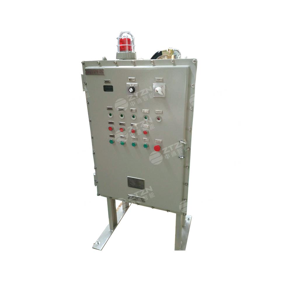 BXK51防爆电气控制柜(带声光报警灯)