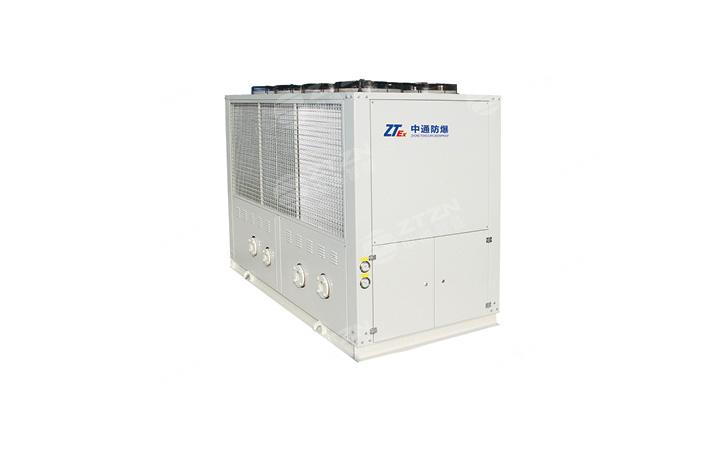 防爆空调水冷冷水机组产品特点 防爆空调水冷冷水机组性能参数表