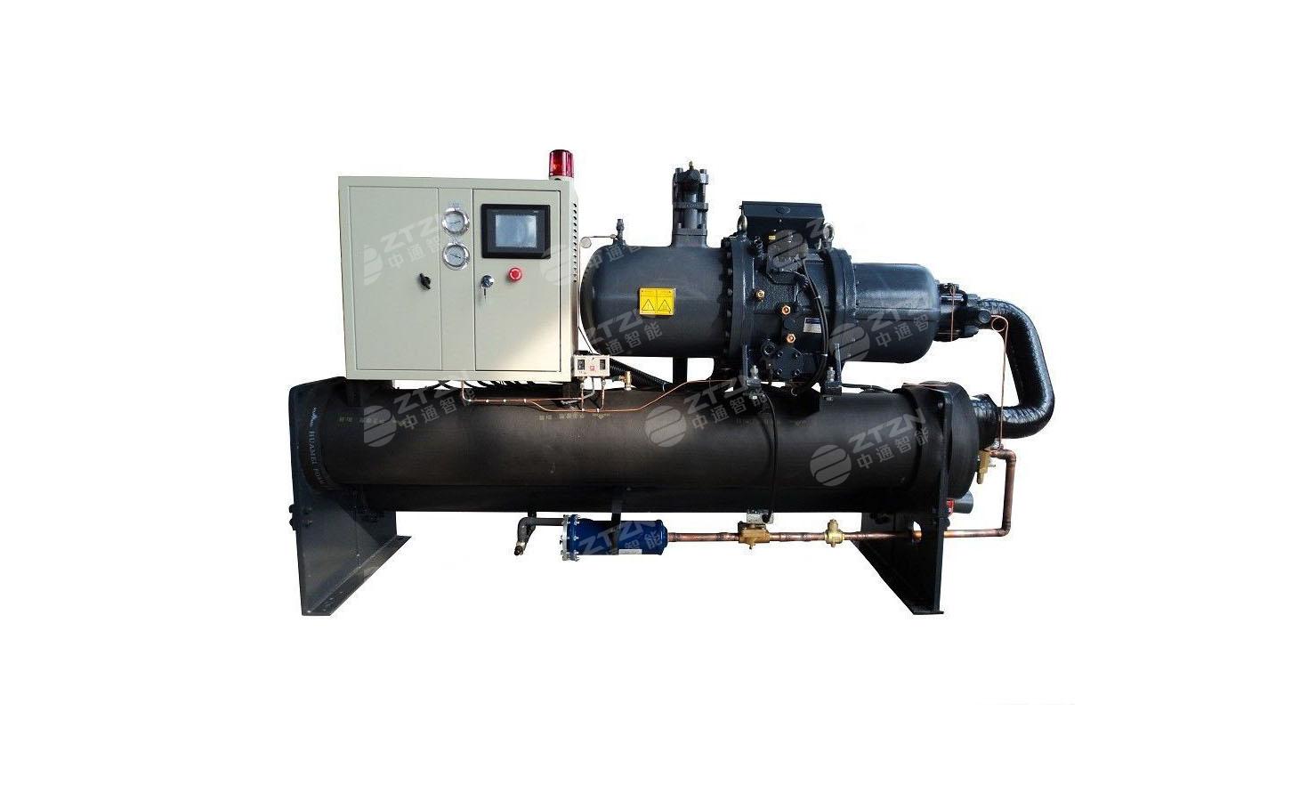 防爆空调高效型水冷冷水机组产品特点 防爆空调螺杆式水冷冷水机组性能参数